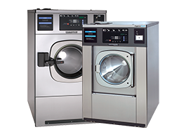 Vended Washer-Extractors